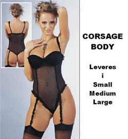 Corsage-Body